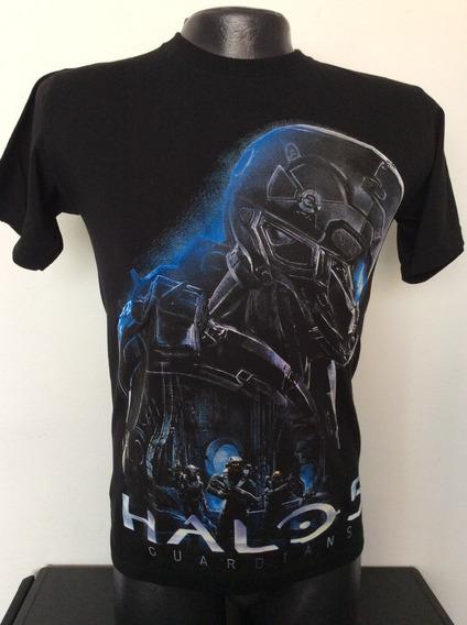 Camiseta Halo 5 Guardians Juegos Rock Metal Anime Comics