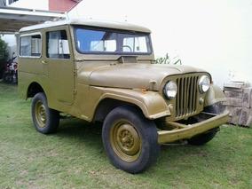 Jeep Ika Ja-3ub 1960 Original Reliquia Familiar Vendopermuto