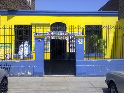 Vendo Casa En La Urb. Santa Beatriz - Lima