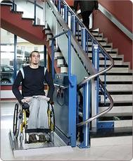 Problemas Para Subir Escaleras?