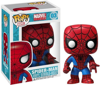 Marvel Spiderman | Funko Pop | Original