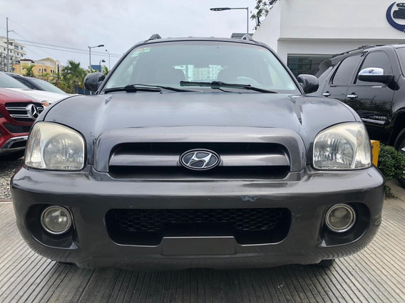 Hyundai Santa Fe Limited