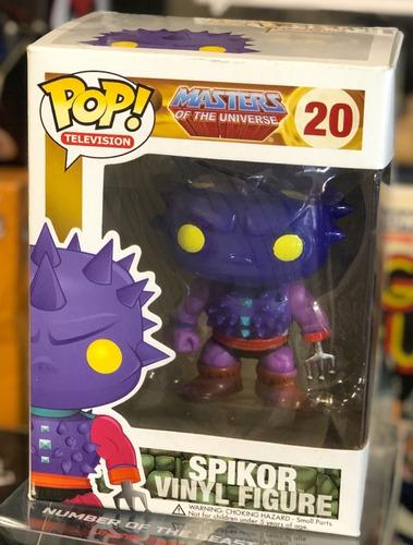 Spikor Pop! Masters Of The Universe # 20 Motu He-man