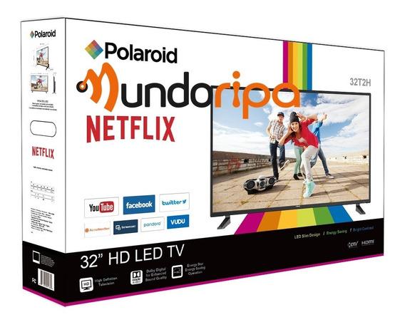 Televisor Polaroid 32t2h Smart Tv Classhd(720p)tienda Fisica