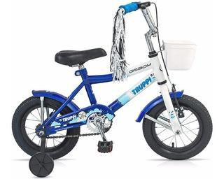 Bicicleta Truppi Niño. Gribom. Rodado 12 Consulte Colores