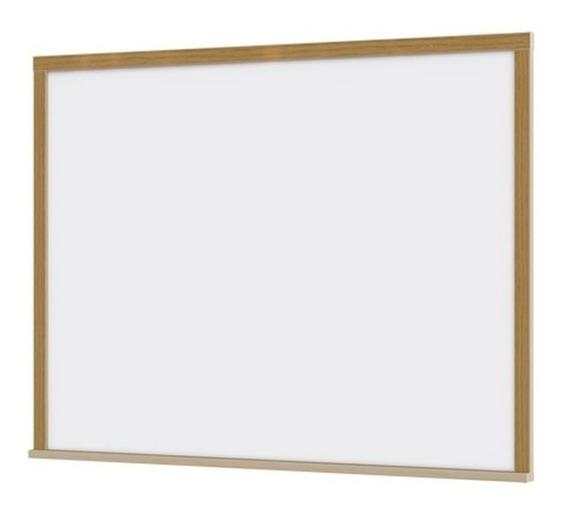 Lousa Quadro Branco Mural De Recados Grande 90x120cm Junges