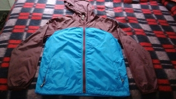 Campera Rompeviento Impecable Talle S Amplio