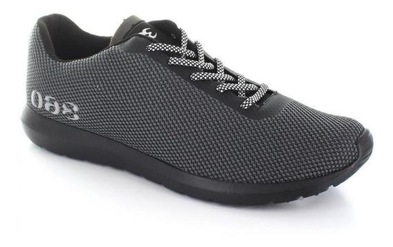 Tenis Para Hombre 360 Footwear Young-049663 Color Negro