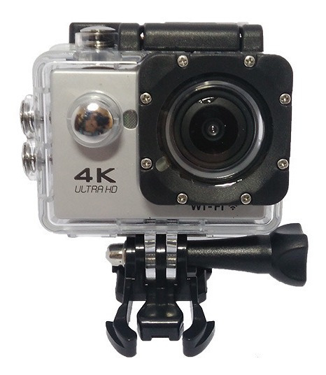 Action Cam Go4k Sports Pro 1080p E 4k Wifi Pronta Entrega