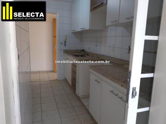 Apartamento 2 Quartos Para Venda No Bairro Jardim Residencial Vetorasso Em São José Do Rio Preto - Sp - Apa2445