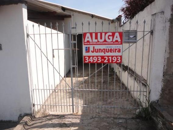 Casa Com 1 Dormitório Para Alugar, 80 M² Por R$ 550,00/mês - Bela Vista - Rio Das Pedras/sp - Ca2086