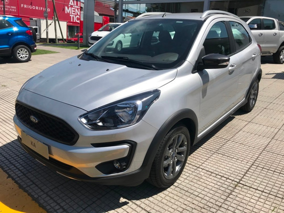 Ford Ka Freestyle Se 1.5 123cv Nafta 5 Puertas 0km 2020 07