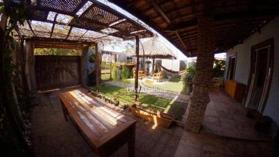 Casa Com 3 Dormitórios À Venda, 300 M² Por R$ 500.000 - Poço - Cabedelo/pb - Ca0110
