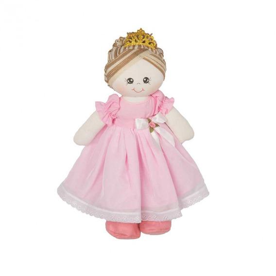 Boneca Princesa Bela Tamanho M