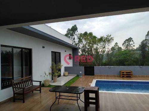 Casa Com 3 Dormitórios À Venda, 260 M² Por R$ 1.160.000,00 - Condomínio Terras De São Lucas - Sorocaba/sp - Ca0244