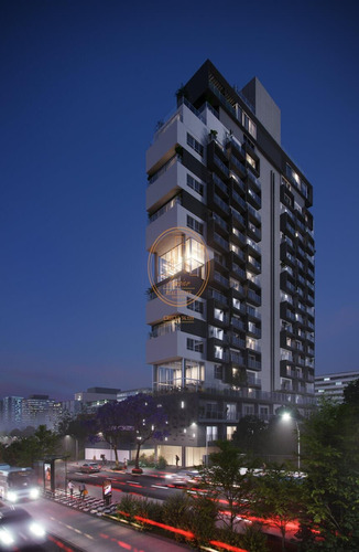 Apartamento  Com 1 Dormitório(s) Localizado(a) No Bairro Pinheiros Em São Paulo / São Paulo  - 10948:917239