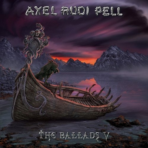 Pell Axel Rudi Ballads V Usa Import Cd Nuevo