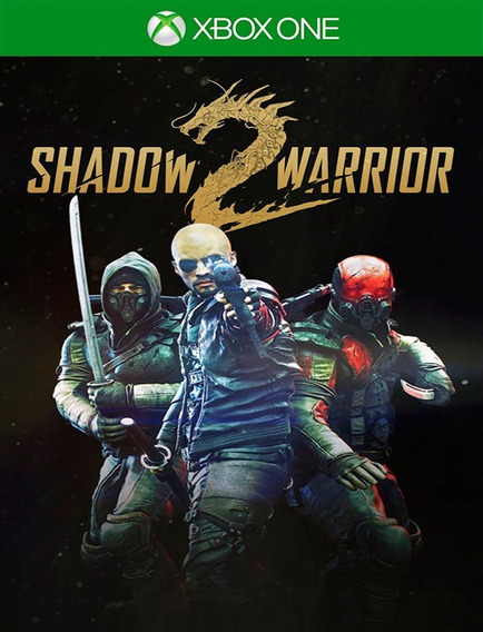 Shadow Warrior 2 Xbox One - 100% Original (25 Digitos)