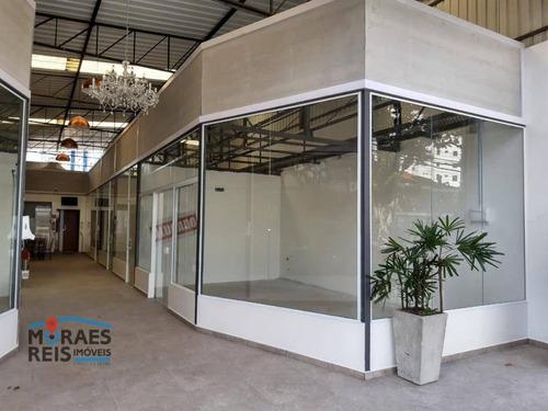 Sala Para Alugar, 28 M² Por R$ 4.300,00/mês - Moema - São Paulo/sp - Sa0277