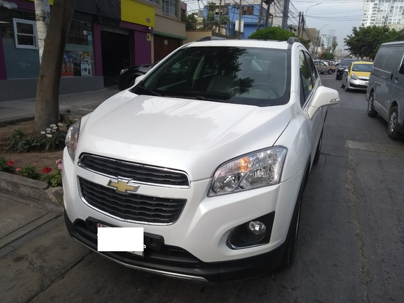 Chevrolet Tracker Full-full 4x4, 2014 Automatico/secuencial