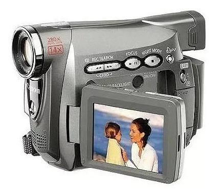 Filmadora Canon Zr 400