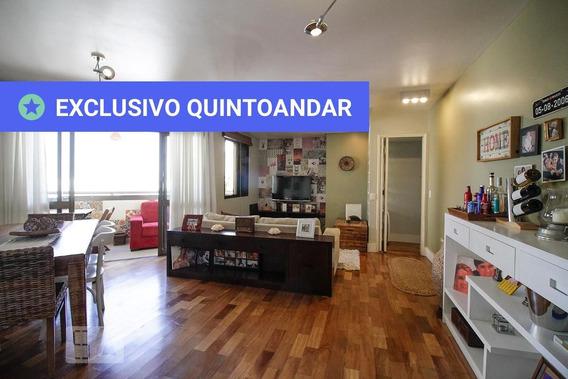Apartamento No 17º Andar Mobiliado Com 3 Dormitórios E 3 Garagens - Id: 892971173 - 271173
