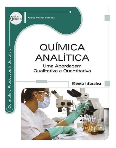 Química Analítica - Uma Abordagem Qualitativa E