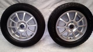 Rin Y Llanta Volvo 205/60 R15 4 114