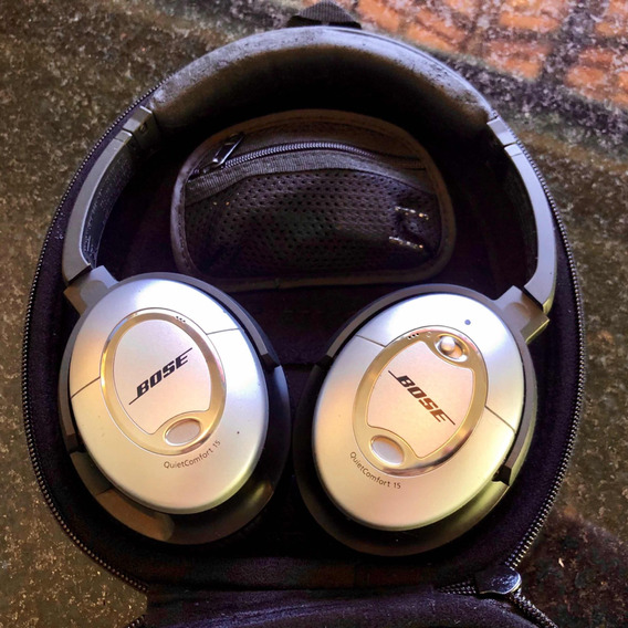 Bose Quiet Comfort 15 Qc15 Anr Frete Grátis