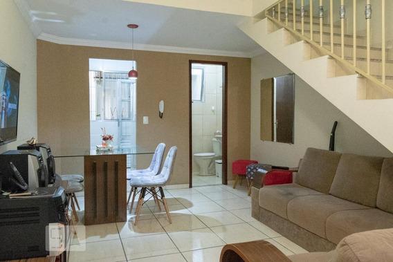 Casa Para Aluguel - Jaqueline, 2 Quartos, 70 - 893043408