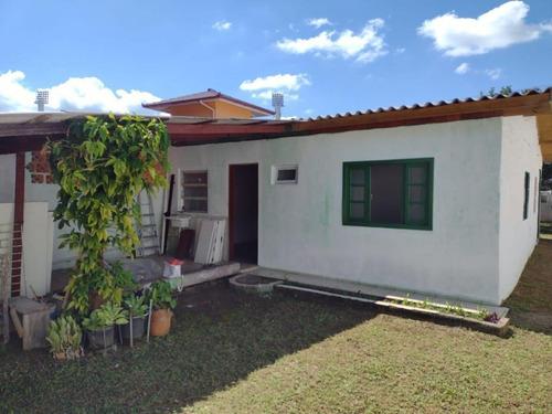 Casa Com 3 Dormitórios À Venda, 72 M² Por R$ 318.000 - Carianos - Florianópolis/sc - Ca3561