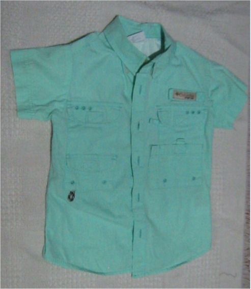 Camisas Columbia Niños Talla 4