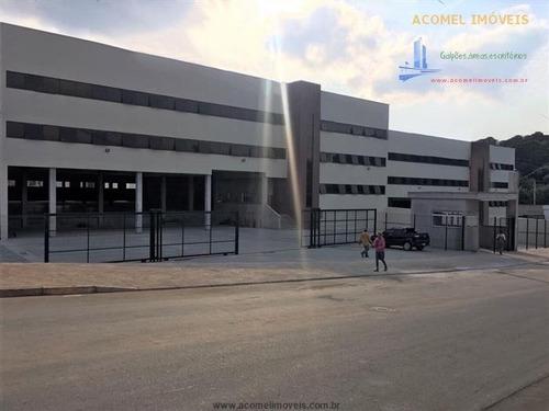 Imagem 1 de 4 de Galpões Para Alugar  Em Vargem Grande Paulista/sp - Alugue O Seu Galpões Aqui! - 1444980