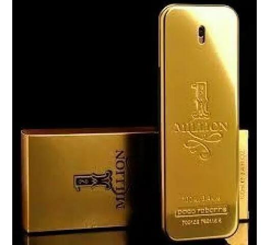 Perfume One Million Paco Rabanne Original 100 Ml