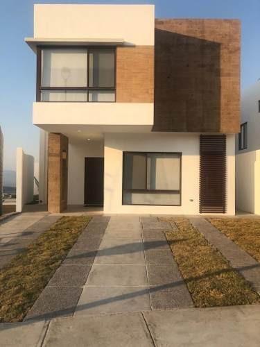 Espectaculares Casas En Aurea Residencial, En Zibata