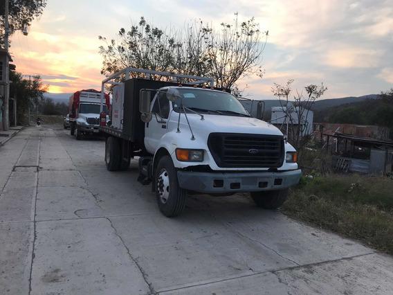 Ford Camion Se Servicios