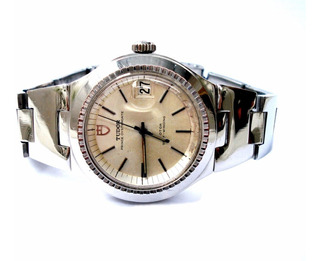 Remato Tudor By Rolex Prince Oysterdate Rotor Self Winding