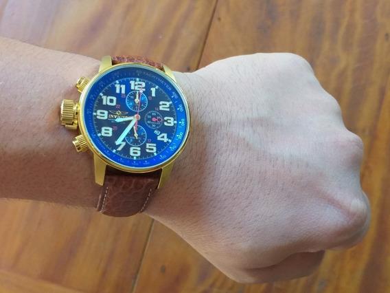Relógio Semi Novo Invicta 3329 I-force Lindo Top
