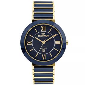 Relógio Technos - Elegance - Ceramic/saphire - 2015bv/5a