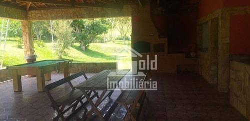 Sítio À Venda, Com 2 Alqueires Por R$ 1.500.000 - Zona Rural - Piracaia/sp - Si0116