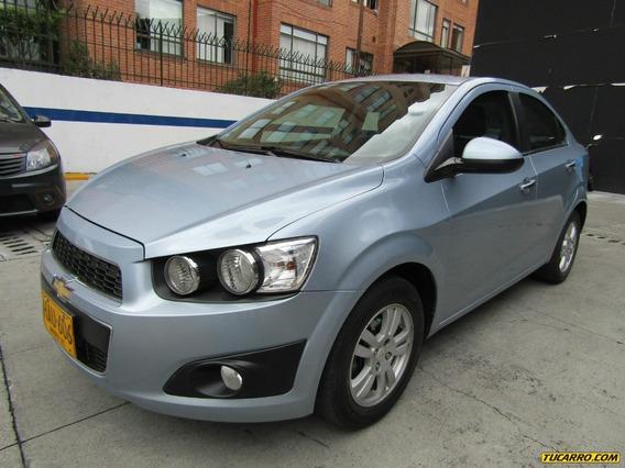 Chevrolet Sonic Ls Mt 1600 Aa