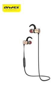 Fone Ouvido Ak7 Awei Bluetooth Sem Fio Ak7 Sem Fio Bluetooth