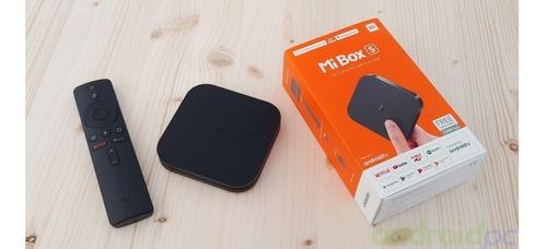 Xiaomi Mi Tv Box S 4k Ultra Hd Smart Tv Hdmi Netflix