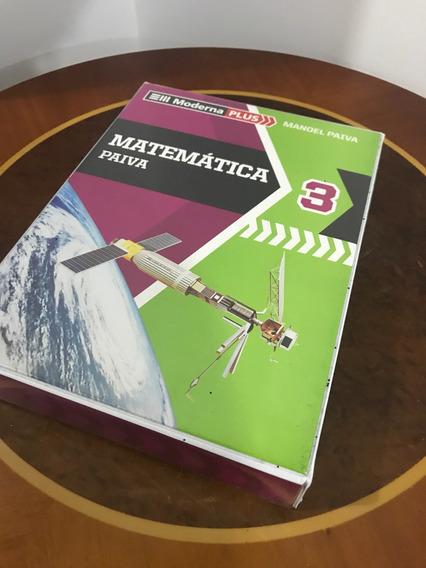 Matemática 3 Série Moderna Plus Ensino Médio Enem Vestibhalr