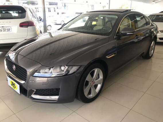 Xf 2.0 Prestige Turbocharged Gasolina 4p Automático 13400km