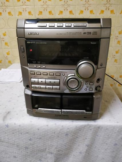 Mini System Aiwa Nsx S777