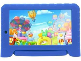 Kid Pad Plus - Multilaser - Blue
