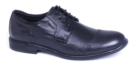 Sapato Social Ferracini Bolonha 4559 - Preto