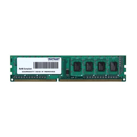 Memoria Ram 4gb Ddr3 Patriot Signature Pc3-12800 (1600mhz)