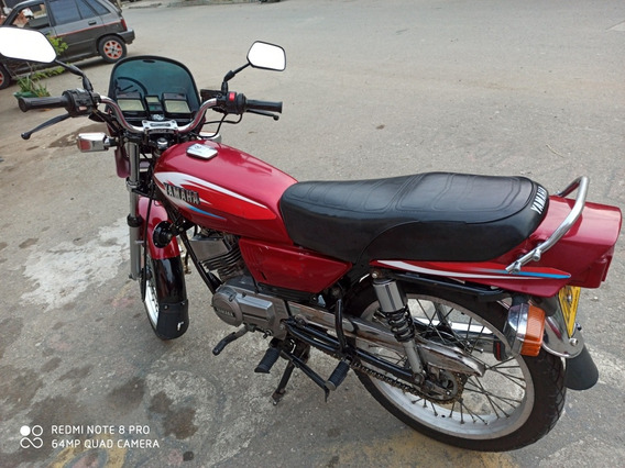 Se Vende Moto Yamaha Rx 115 2006